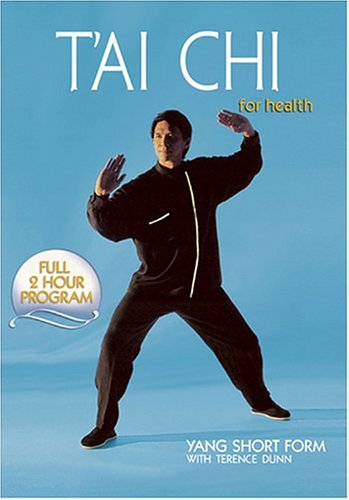 T'ai Chi for Health: Yang Short Form 37 Form DVD Image