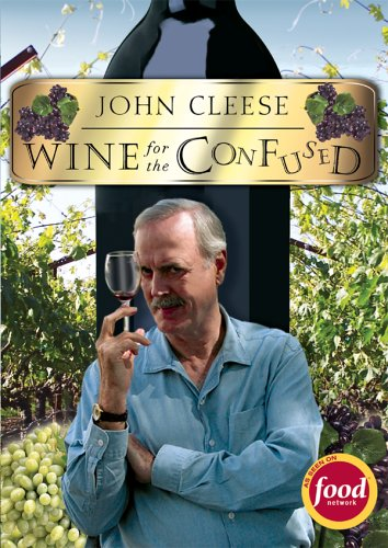 John Cleese's Wine For The Confused DVD Image
