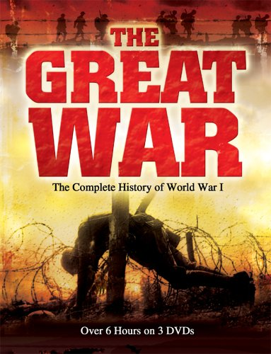 The Great War: The Complete History of World War I DVD Image