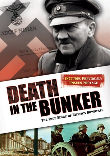 Death in the Bunker: The True Story of Hitler's Downfall DVD Image