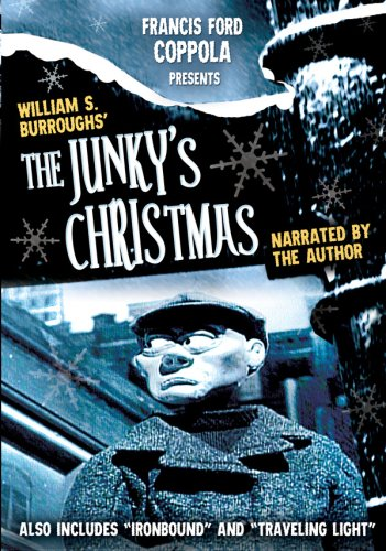 Junky's Christmas & Other Short Films DVD Image