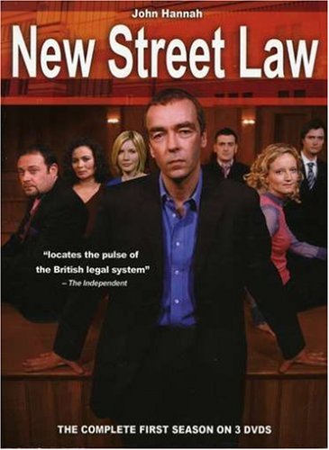 New Street Law - The Complete First Season DVD Image