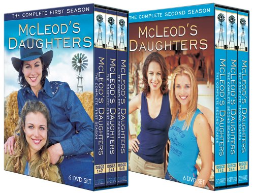McLeod's Daughters – The Complete First & Second Season DVD Image