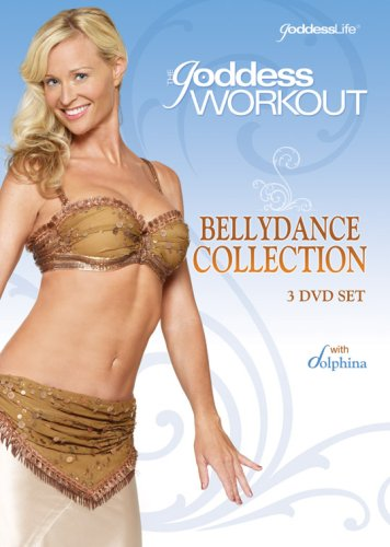 The Goddess Workout: Bellydance Collection DVD Image