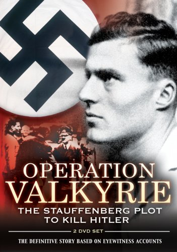 Operation Valkyrie: The Stauffenberg Plot To Kill Hitler (Koch/ 2-Disc) DVD Image