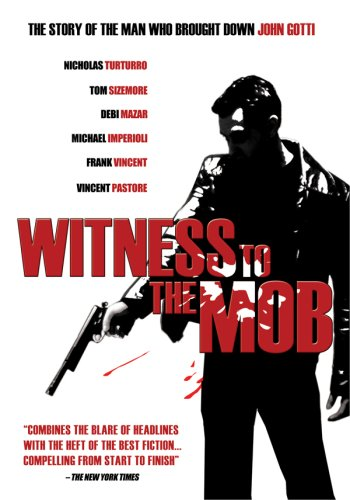 Witness to the Mob DVD Image