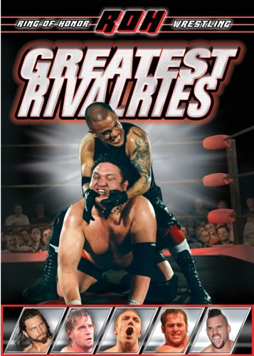 Ring of Honor: Greatest Rivalries DVD Image