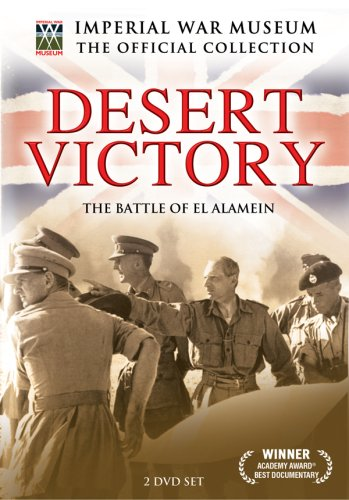 Desert Victory - The Battle of Alamein DVD Image