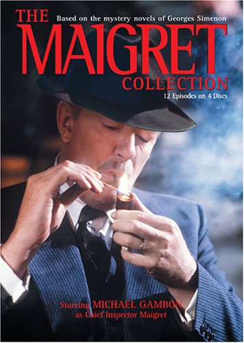 The Maigret Collection DVD Image