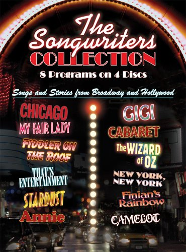 The Songwriters Collection DVD Image