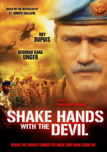 Shake Hands With the Devil DVD Image