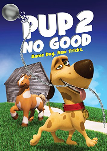 Pup 2 No Good DVD Image