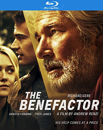 The Benefactor [Blu-ray] DVD Image