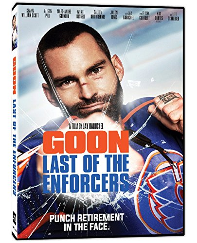 Goon: Last of the Enforcers DVD Image