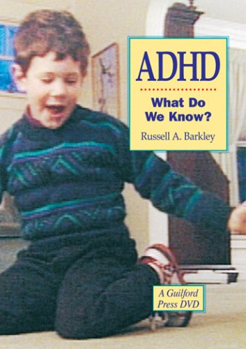 ADHD: What Do We Know? DVD Image