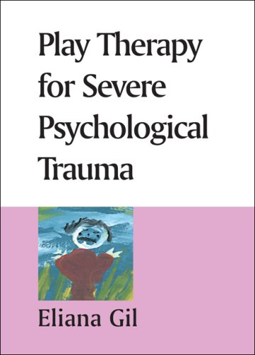 Play Therapy For Severe Psychological Trauma DVD Image