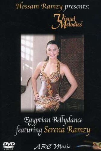 Visual Melodies: Egyptian Bellydance DVD Image