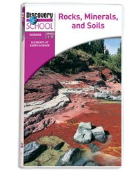 Elements of Earth Science: Rocks, Minerals, and Soils DVD Image