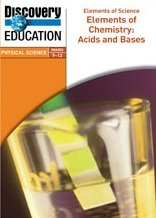 Elements of Chemistry: Acids and Bases DVD Image