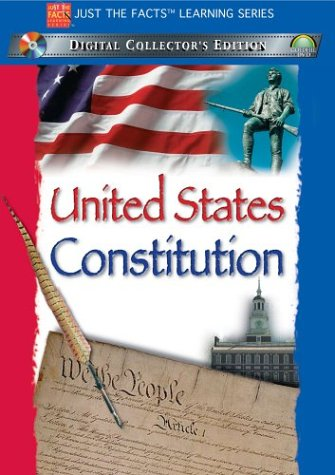 Just The Facts: The United States Constitution DVD Image