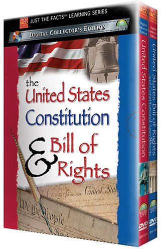 Just The Facts: The United States Constitution / Bill Of Rights (2 Volume Set) DVD Image
