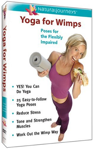 Wimps Series: Yoga For Wimps DVD Image