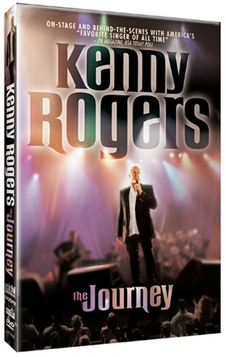 Kenny Rogers: The Journey: In Concert DVD Image