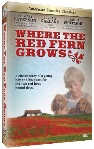 Where The Red Fern Grows (Goldhil Home Media) DVD Image