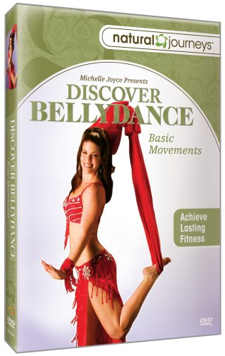 Discover Bellydance With Michelle Joyce: Basic DVD Image