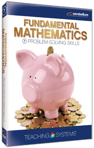 Teaching Systems Fundamental Math Module 8: Problem-Solving Skills DVD Image