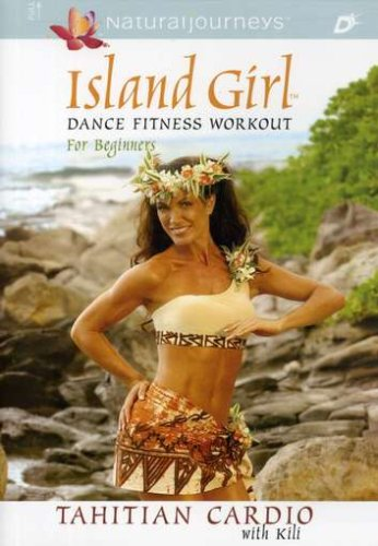 Island Girl Dance Fitness Workout For Beginners: Tahitian Dance Vol. 2 (Gift Box Set) DVD Image