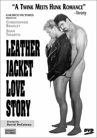 Leather Jacket Love Story DVD Image