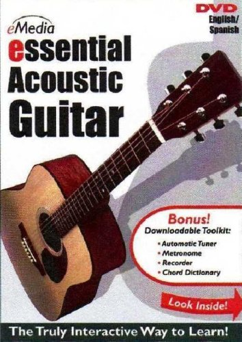 Essential Acoustic Guitar DVD Image