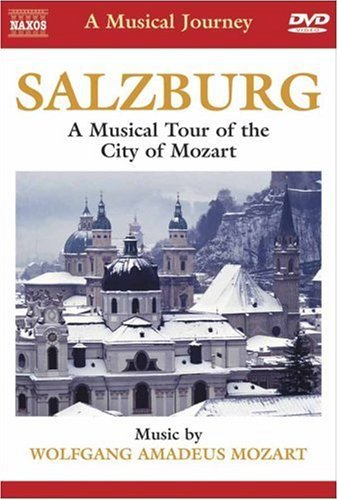 Musical Journey: Salzburg: A Musical Tour Of The Country's Past And Present DVD Image