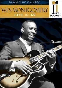 Jazz Icons: Wes Montgomery: Live In '65 (Dist. by Naxos) DVD Image