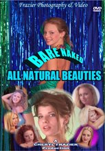 Bare Naked All Natural Beauties DVD Image
