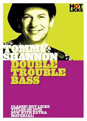 Tommy Shannon: Double Trouble Bass DVD Image