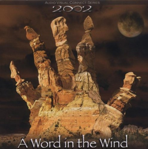 2002: A Word In The Wind (DVD/CD Combo) DVD Image