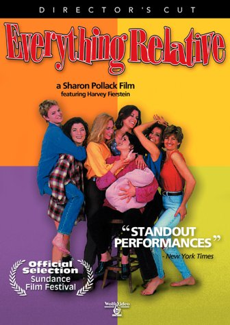 Everything Relative DVD Image
