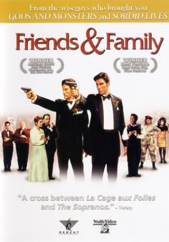 Friends And Family DVD Image
