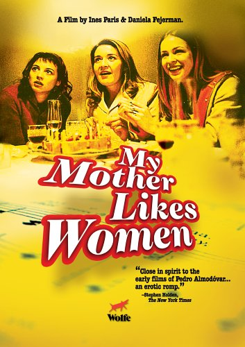 My Mother Likes Women DVD Image