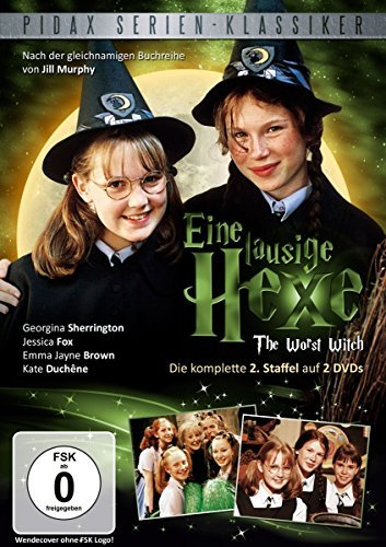The Worst Witch (Series 2) - 2-DVD Set ( The Worst Witch - Series Two (13 Episodes) ) [ NON-USA FORMAT, PAL, Reg.0 Import - Germany ] by Emma Brown DVD Image