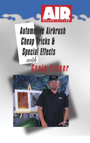 Automotive Airbrush Cheap Tricks & Special Effects DVD Image