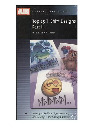 Top 25 T-Shirts, Part 2 DVD Image
