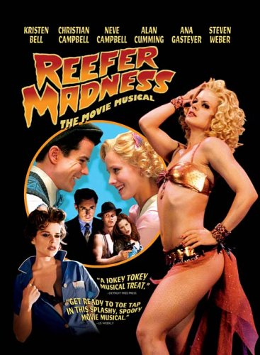 Reefer Madness: The Movie Musical (Special Edition) DVD Image