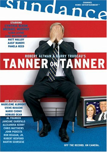 Tanner On Tanner (Dist. by Showtime) DVD Image