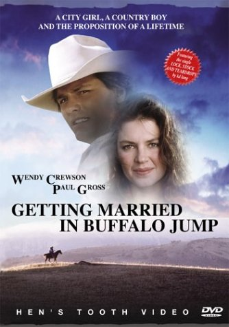 Getting Married In Buffalo Jump DVD Image