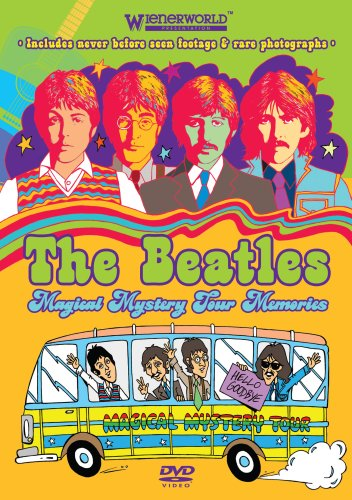 Beatles: Magical Mystery Tour Memories DVD Image