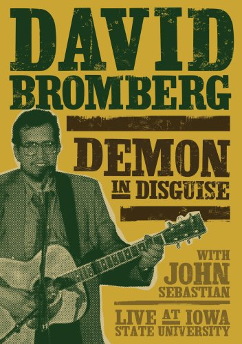 David Bromberg: Demon In Disguise DVD Image