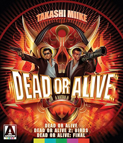 Dead Or Alive Trilogy (Dead or Alive, Dead or Alive 2: Birds, Dead or Alive: Final) (2-Disc Special Edition) [Blu-ray] DVD Image